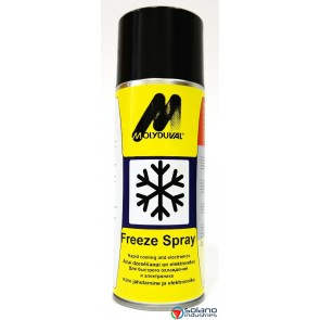 Freeze spray
